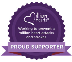 Million Hearts Supporter